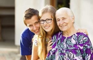 Caring Grandchildren