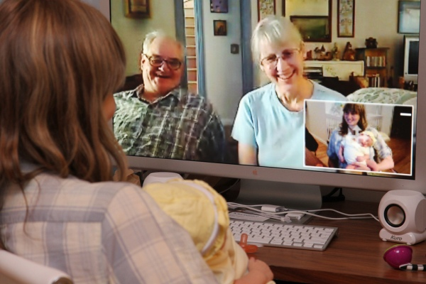 assisted living communication