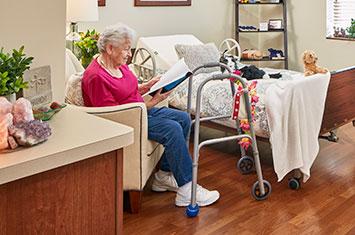 Terra Vista - Memory Care Assisted Living Facility in Oakbrook Terrace, Illinois